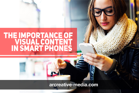 The Importance of Visual Content in Smart Phones